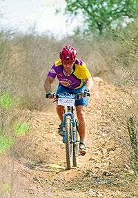Mountain Biking Tour Mazatlan