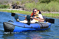 Kayaking in Mazatlan - River Ride Tour