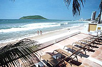 Mazatlan Beach Break