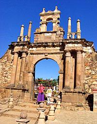 Rosario Golden Tour In Mazatlan Mexico