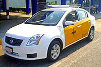 Airport Transportation Sedan Mazatlan