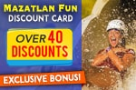 Mazatlan Fun Card